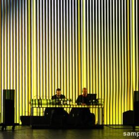 Matt Thibideau and Markus Heckmann performing at EM15.