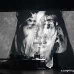 Ricardo Villalobos presenting a show at the Imperial Theatre during EM15.