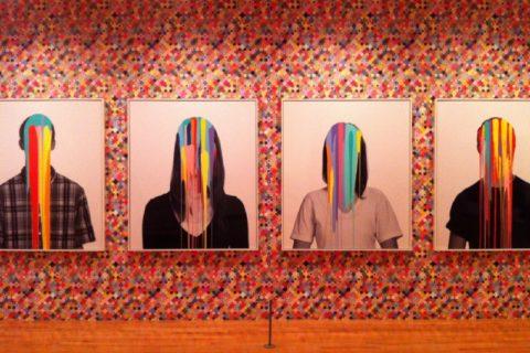 Douglas Coupland's art